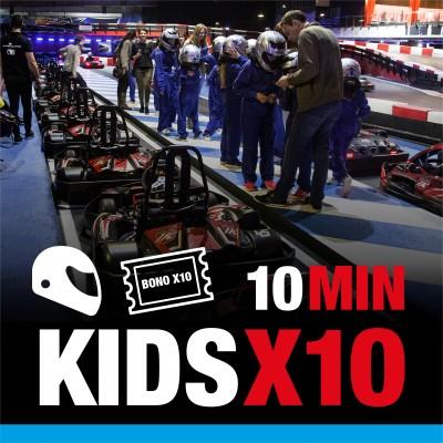 Bono 10 sesiones infantiles